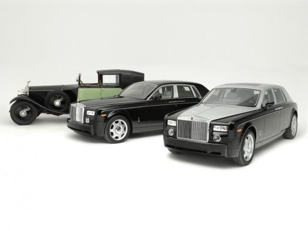 В гамме Rolls-Royce появится кроссовер