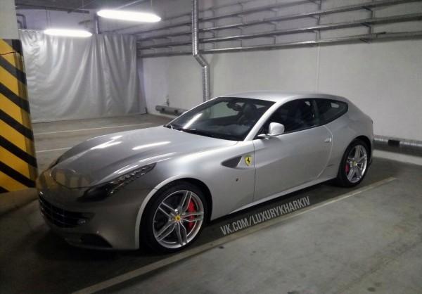 Ferrari FF в Харькове
