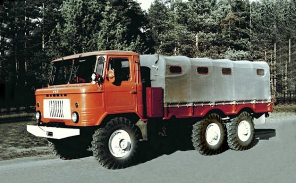 ГАЗ-34 1964