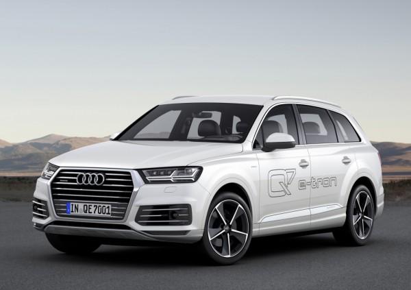 Новая Audi Q7