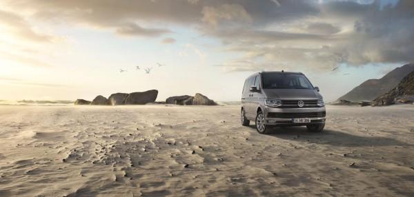 Новое поколение Volkswagen California