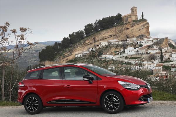 Renault обновил хэтчбек Clio