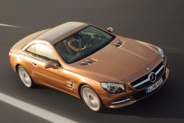 Mercedes-Benz SL - от 1 046 067 грн