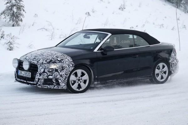 Новый кабриолет Audi