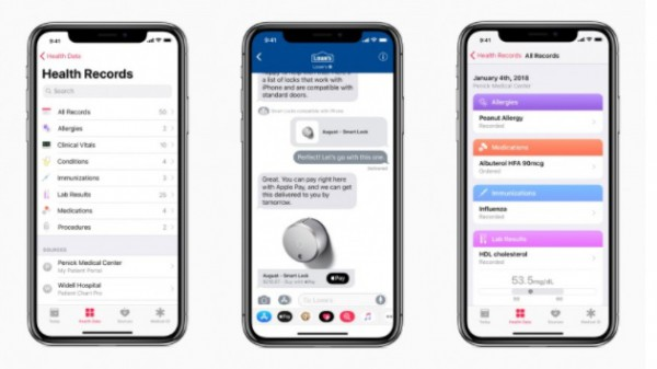 В iOS появились новые функции