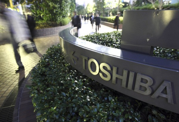 Toshiba продаст бизнес по производству ТВ