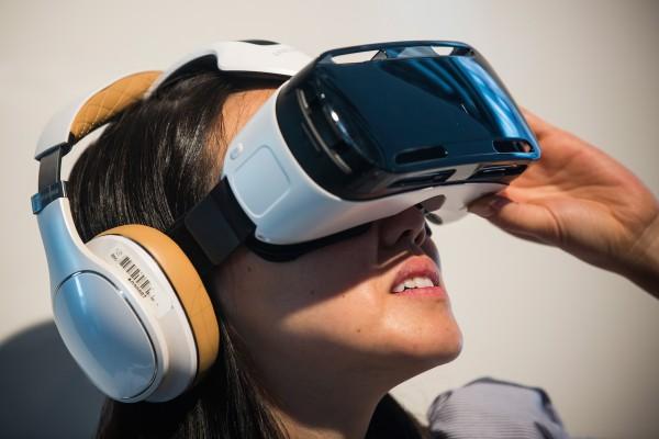 Шлем Samsung VR Gear