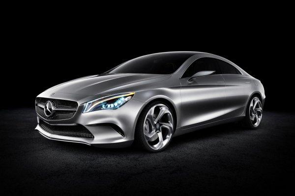 Mercedes CSC (Concept Style Coupe)