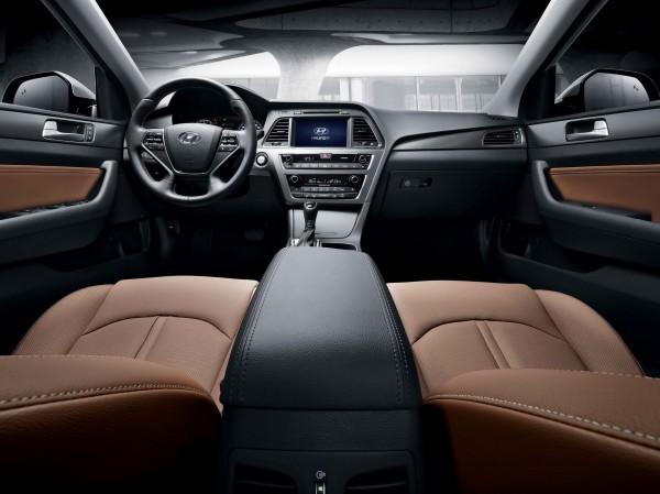 Hyundai Sonata нового поколения