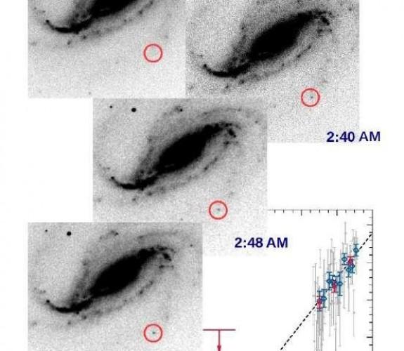 Астрономы подтвердили находку фотографа