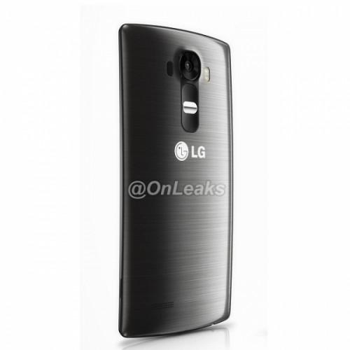 Предположительный вид нового смартфона LG