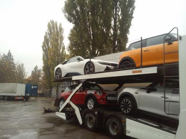 Спорткар BMW в Киеве