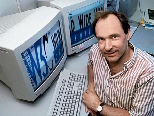 Основатель Интернета Тим Бернерс-Ли