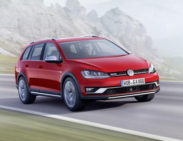 Нынешнее поколение хэтчбеков Volkswagen Golf
