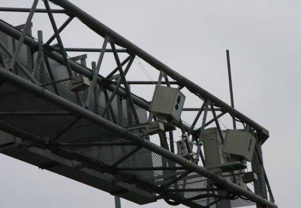 Системы слежения на службе киевской ГАИ