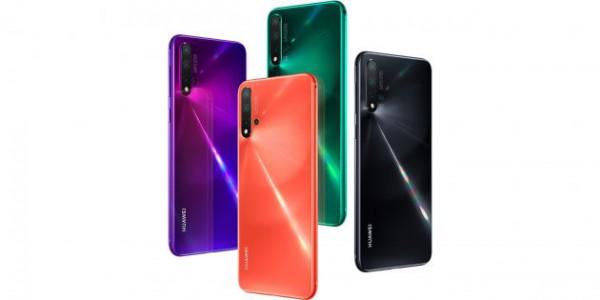 Huawei Nova 5 / 5 Pro