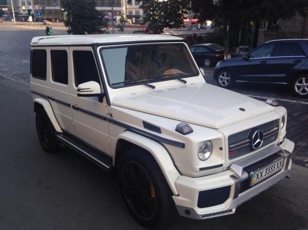 Brabus GV12 800 Widestar в Киеве