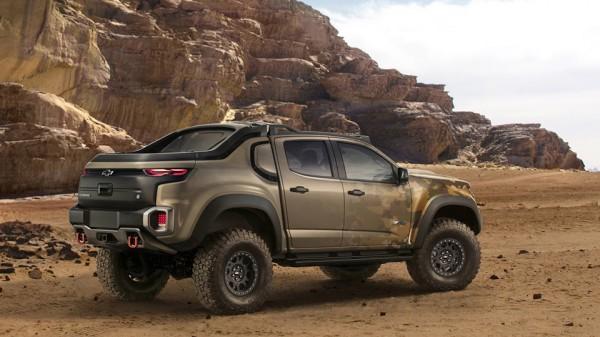 Colorado ZH2 от Chevrolet