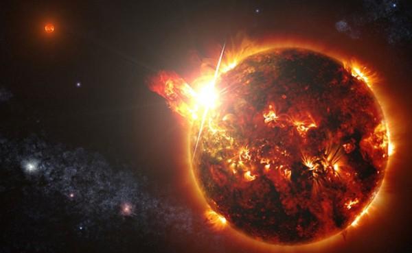 Супервспышка может уничтожить большую часть жизни на Земле