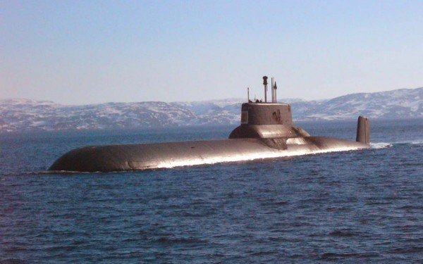 Подводные лодки России могут нанести удар по сети Интернет