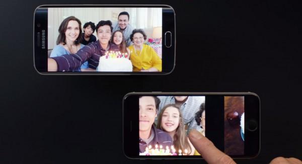 Samsung в очередной раз высмеял Apple