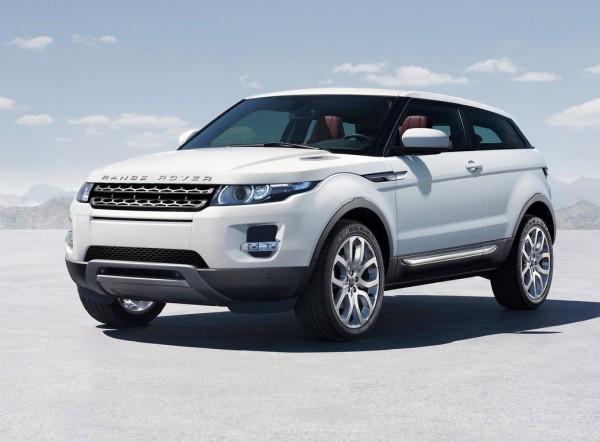 2. Range Rover Evoque