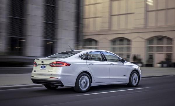 Ford Fusion (Mondeo) 2019 модельного года