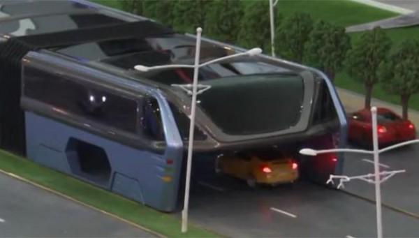 Так будет выглядеть новый автобус