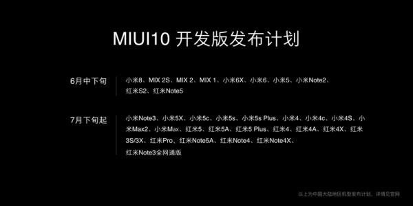 Презентация MIUI 10