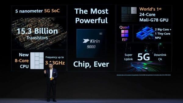 Презентация Huawei Mate 40