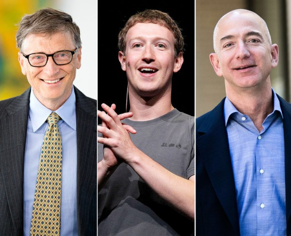 Цукерберг, Гейтс и Безос создали консорциум
