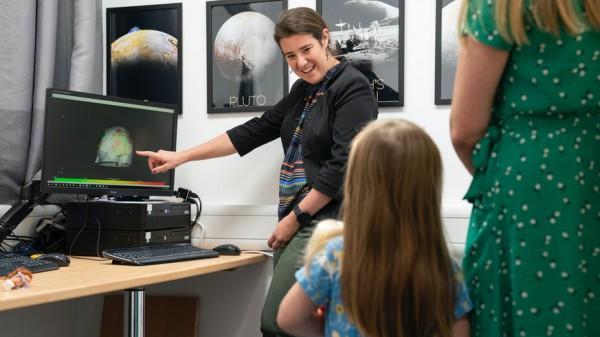 Детей сканировали при помощи ближней инфракрасной спектроскопии