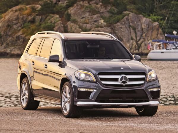 5. Mercedes-Benz GL