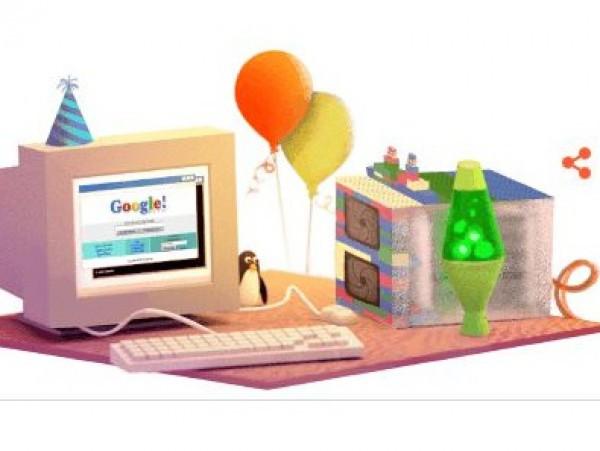 Google 17 лет