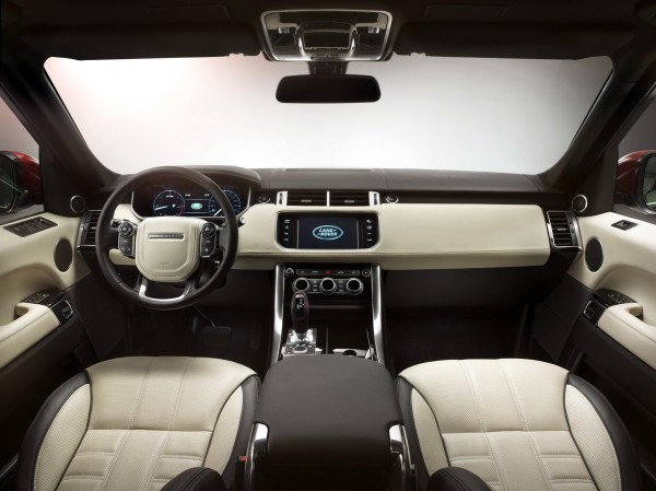 Range Rover Sport второго поколения