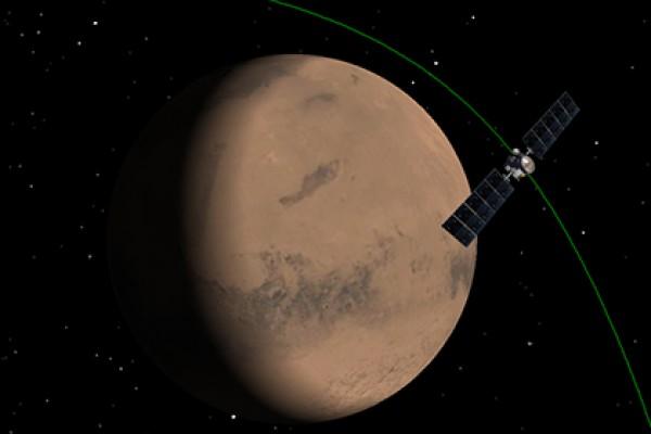 Зонд NASA обследует Цереру