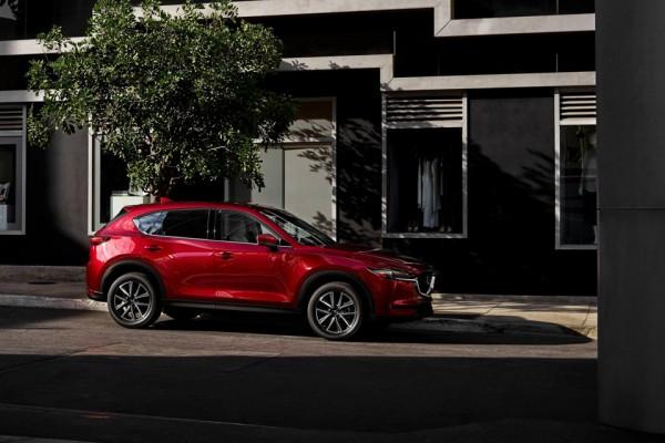 Mazda CX-5 нового поколения