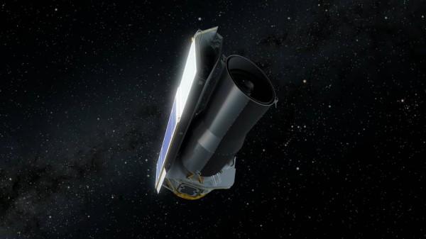 Телескоп Spitzer