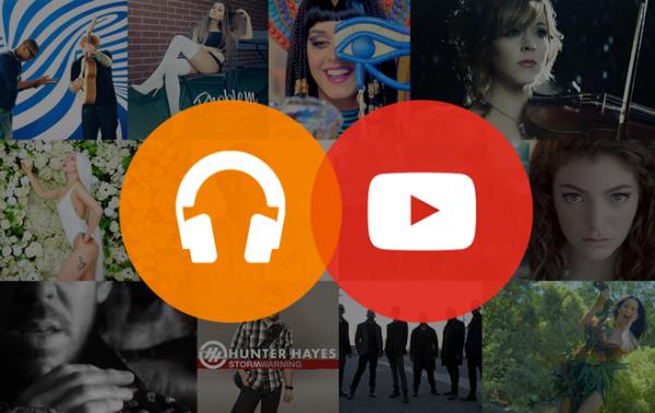 Новый сервис YouTube позволит слушать музыку