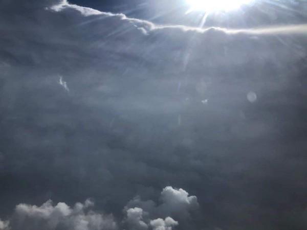 Ураган Дориан изнутри