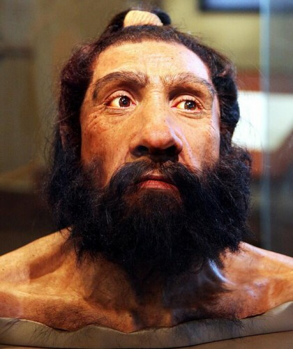 Реконструкция предка современного человека