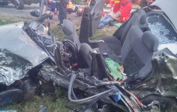 Смертельная авария в Румынии