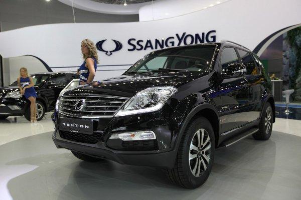 SsangYong Actyon | SsangYong