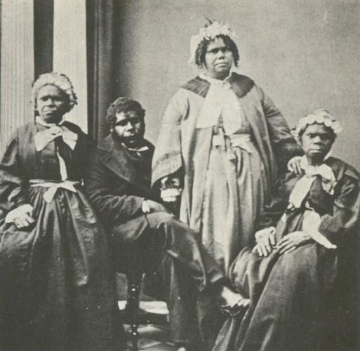 Последние коренные тасманийцы