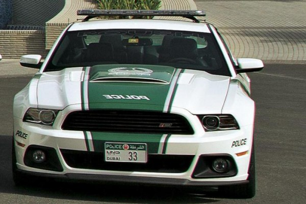 7. Ford Shelby Mustang Roush Edition
