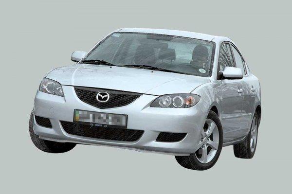 Mazda3 2003–2006 г. в. - от $11 500 до $13 500