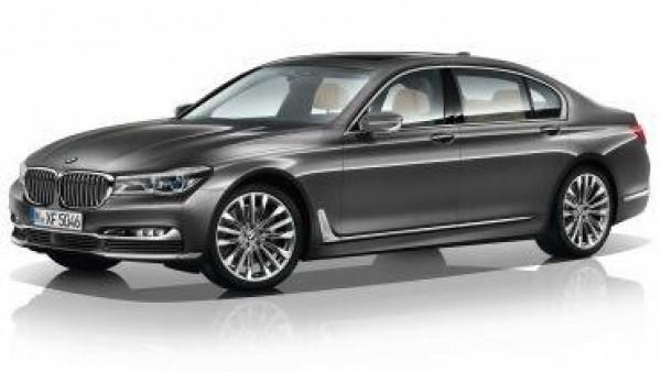 Так будет выглядеть BMW 7-Series 2016 года