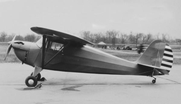 Самолет Aeronca 50 Chief