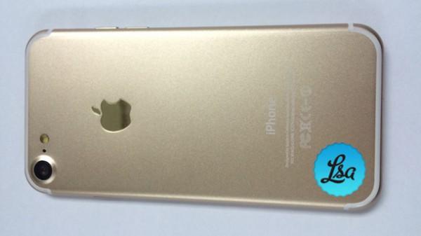 Новые фото iPhone 7