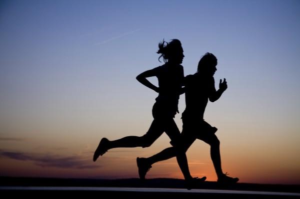 А ведь бег - тоже хороший способ укрепить сердце